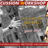 Body Percussion Workshop - Milano 2017