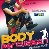 Body Percussion Workshop - MILANO 2018