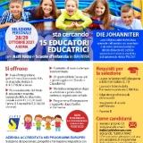 Educatori/Educatrici per la Germania